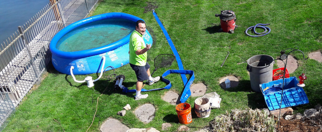 Call today for your pond cleaning!